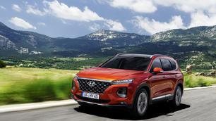 Getest: Hyundai Santa Fe, steeds hoger mikken