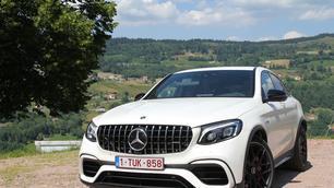Rijtest: Mercedes-AMG GLC 63 S Coupé, sprinter op hoge poten