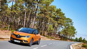 Test Renault Scénic 1.3 TCe: dapper hart