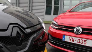 Volkswagen Polo GTI vs Renault Clio R.S. : bourgeoise ou bohème ?