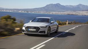 Rijtest: Audi A7 50 TDI, de toekomst is digitaal