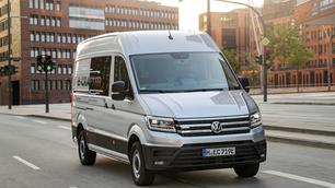 Essai : Volkswagen e-Crafter, transporteur électrique