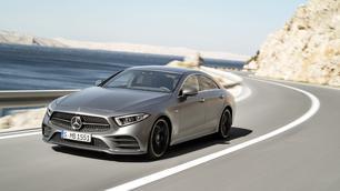 Rijtest: Mercedes CLS 400d, snel, soepel en ontspannen