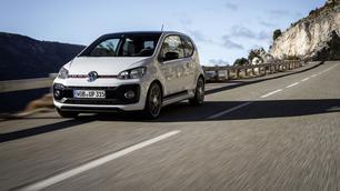 Rijtest: Volkswagen up! GTI, mee met de grote jongens?