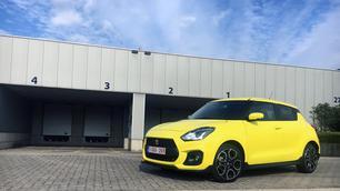 Essai : Suzuki Swift Sport, génération turbo !