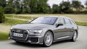 Rijtest: Audi A6 Avant 40 TDI, en dat is drie