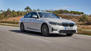 Getest: BMW 3-Reeks, een 3, een 8 en een 5