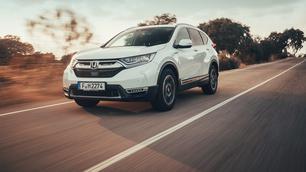 Essai : Honda CR-V Hybrid, sobriété raisonnée