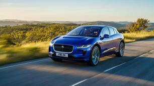 Rijtest: Jaguar I-Pace EV400, nieuwe krijtlijnen