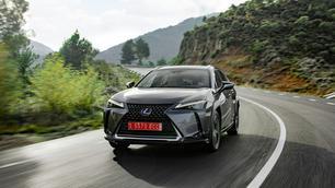 Getest: Lexus UX 250h, de urban crossover