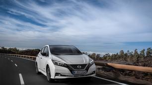 Rijtest: Nissan Leaf, de populairste van de klas