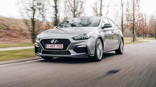 Test: Hyundai i30 N-Line, subtiele sportiviteit