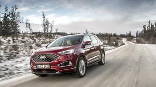 Getest: Ford Edge (2019), bijgepunt
