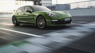 Rijtest: Porsche Panamera GTS Sport Turismo, oerkracht