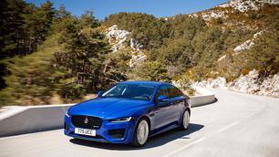 Getest: Jaguar XE (2019), klauwen bijgevijld
