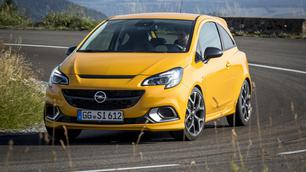 Rijtest: Opel Corsa GSi, light-GTI