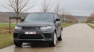 Rijtest: Range Rover Sport P400e, zonder compromis