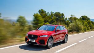 Getest: Jaguar F-Pace SVR, tegen de tijdsgeest