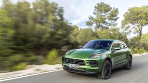 Rijtest: Porsche Macan, GTI op hoge poten