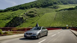Rijtest: Mercedes C 200d, tene quod bene