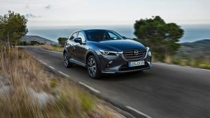 Rijtest: Mazda CX-3 2.0 Skyactiv-G, in de schaduw