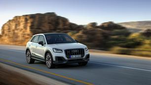 Rijtest: Audi SQ2, Golf R op hoge poten
