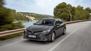 Essai : Toyota Camry, retour en « grandes formes » !