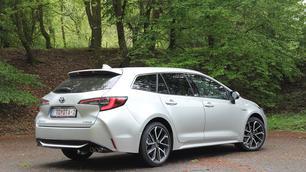 Rijtest: Toyota Corolla Touring Sports 2.0 Hybrid, winnende combinatie?