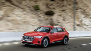 Rijtest: Audi e-tron 55 quattro, elektrisch van eigen bodem