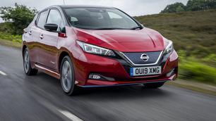 Getest: Nissan Leaf e+, meer rijbereik
