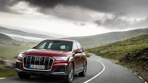 Getest: Audi Q7, status bevestigd