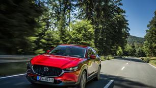 Getest: Mazda CX-30, het gat dichtrijden
