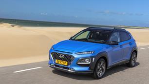Getest: Hyundai Kona Hybrid, het gamma verder ontplooien