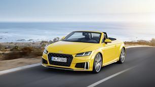 Rijtest: Audi TT Roadster 45 TFSI Quattro S Tronic, plug & play