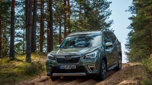 Getest: Subaru Forester e-Boxer, eigenzinnige toegeving