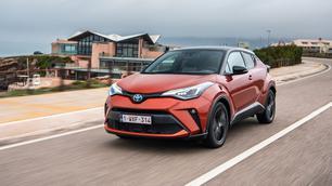 Getest: Toyota C-HR, complexloos sportief