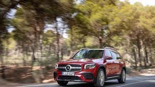 Getest: Mercedes GLB, eenvolumer met SUV-vermomming