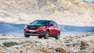 Test Opel Grandland X Hybrid4: brave jongen met spierballen
