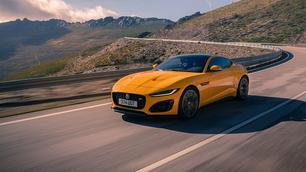 Test: Jaguar F-Type, zoals goede wijn