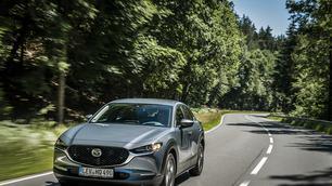 Test: Mazda CX-30 Skyactiv-X, miskende premium-SUV?