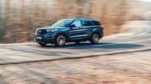 Test: Ford Explorer, spaarzame Amerikaan