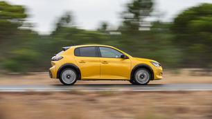 Test: Peugeot 208 1.2 PureTech 130 EAT8 GT Line, duur leeuwtje