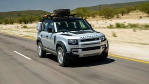 Test: Land Rover Defender 110, de koning is dood, lang leve de koning!