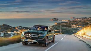 Test: Mercedes GLS, focus op comfort