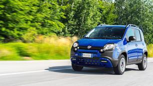Test: Fiat Panda Cross 4x4 0.9 TwinAir, de compactste SUV