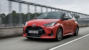 Test: Toyota Yaris Hybrid, overtuigend