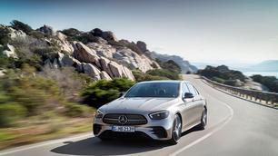 Test: Mercedes E-Klasse, opfrisbeurt