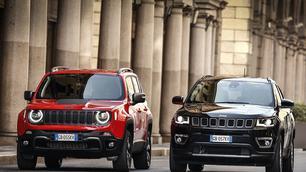 Test: Jeep Renegade en Compass 4xe, elektrisch offroaden