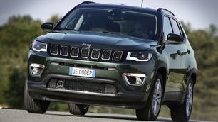 Test: Jeep Compass 1.3 GSE 130 pk, hetzelfde maar beter