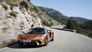 Test: McLaren GT, Gran Turismo en supercar